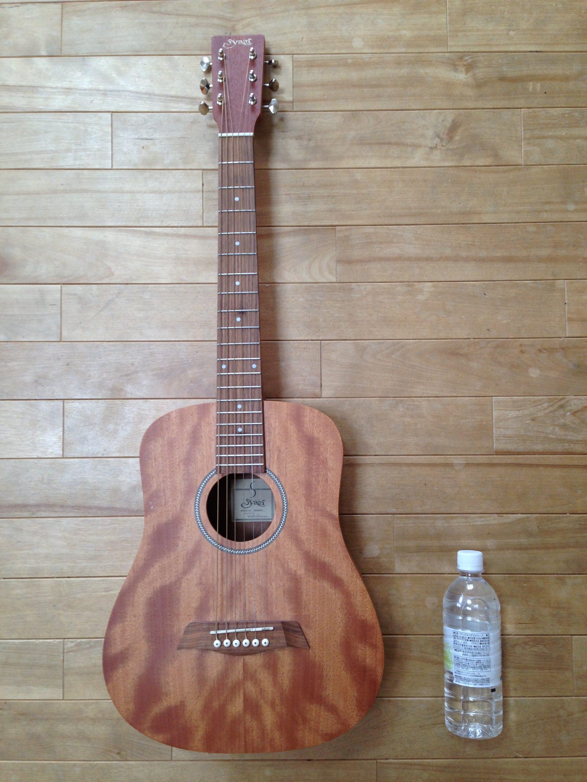 オヤジギター その6「S.yairi YM-02の初心者レビュー」