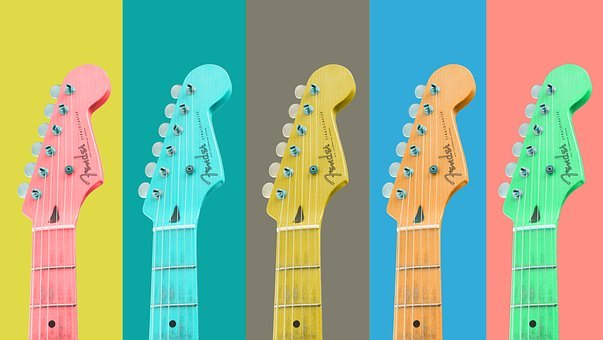 オヤジギター その2「素人でもギター選びは結構楽しいぞ!」